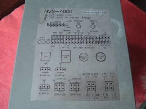 NVS4000-Pinout